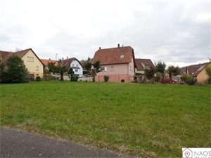 terrain constructible vendre WISSEMBOURG -  67160  WISSEMBOURG 0 m2 NAO829086